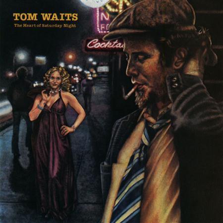 Tom Waits - Tom Waits - The Heart Of Saturday Night - Zortam Music