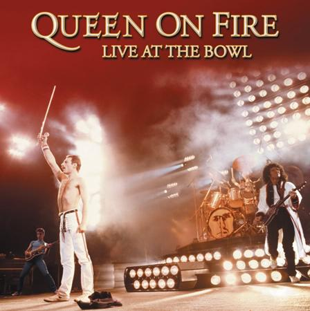 Queen - Queen On Fire  Live At The Bowl - Zortam Music