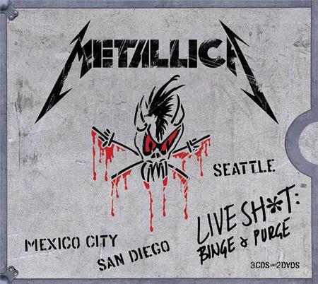 Metallica - Live Shit: Binge & Purge, Disc 1 - Zortam Music