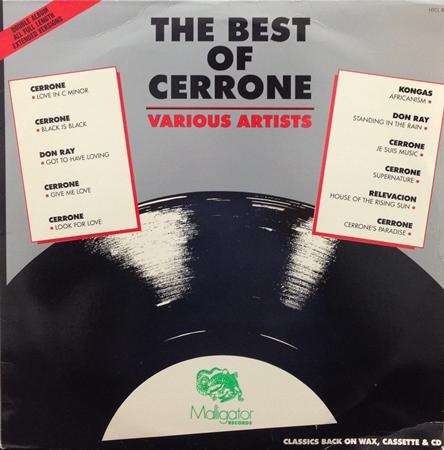 Cerrone - Night Fever: The Best Of - Zortam Music