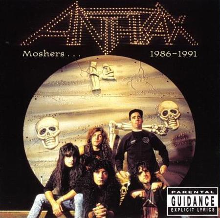ANTHRAX - The Heavy Metal Box [Disc 3] - Zortam Music