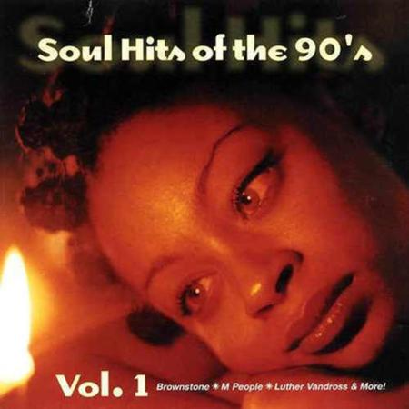 Various Artists - Vol. 2-Soul Hits Of The 90