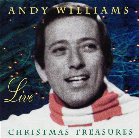 Andy Williams - Christmas Treasures [live] - Zortam Music