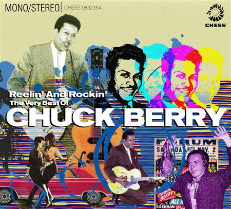Chuck Berry - Sweet Little Sixteen/Reelin