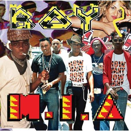 M.I.A. - Boyz CDS - Zortam Music