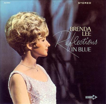 Brenda Lee - Reflections In Blue - Zortam Music