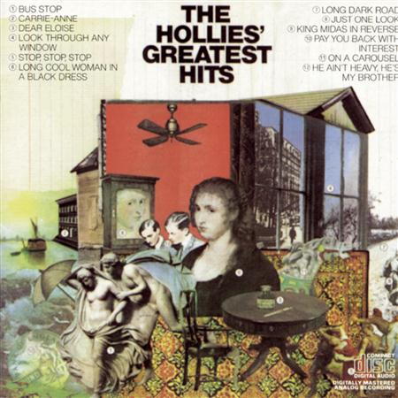 HOLLIES - Hollies Greatest Hits (Cd1) - Zortam Music