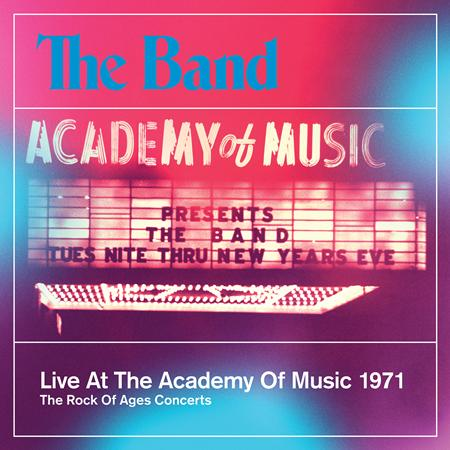 The Band - Live At The Academy Of Music 1971 - Zortam Music