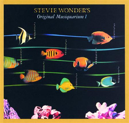 Stevie Wonder - Original Musiquarium 1 (Disc 1) - Zortam Music
