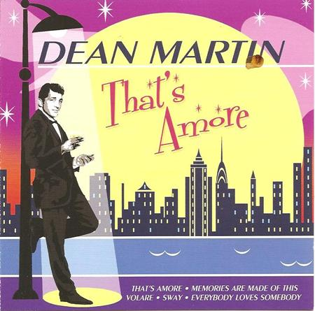 DEAN MARTIN - Thatβ΄s Amore - Zortam Music