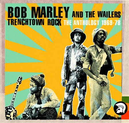 Bob Marley & The Wailers - Trenchtown Rock The Anthology 1969-78 [disc 2] - Zortam Music