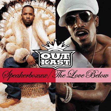 Outkast - Speakerboxxx/The Love Below [Disc 1] - Zortam Music