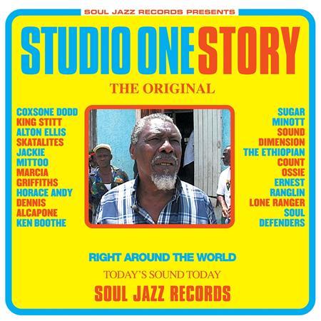 Alton Ellis - Studio One Story - Zortam Music