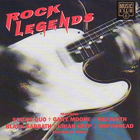 MOTORHEAD - Rock Legends (Masters Of Rock) - Vol. 2 - Zortam Music