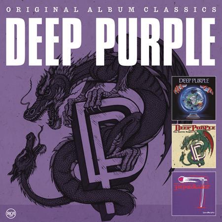 Deep Purple - Original Album Classics [Disc 1] - Zortam Music