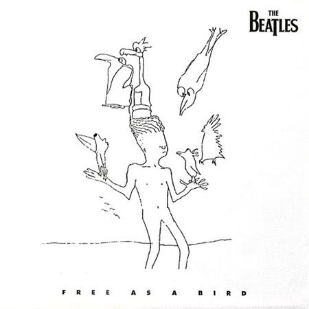 The Beatles - Free As A Bird (Maxi Single) - Zortam Music