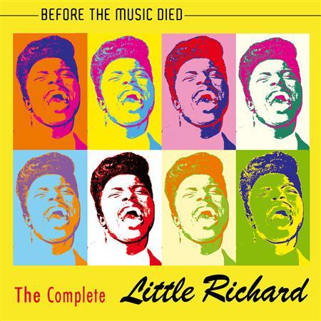 LITTLE RICHARD - The Complete Little Richard - Zortam Music