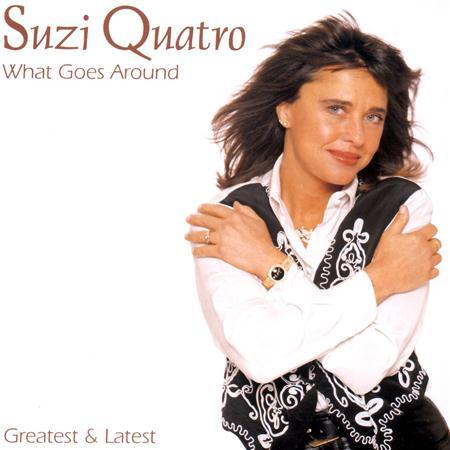 Suzi Quatro - Upped by Jolll - Lyrics2You
