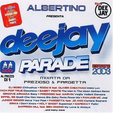 DJ Bobo - Deejay Parade Estate 2003 - Zortam Music