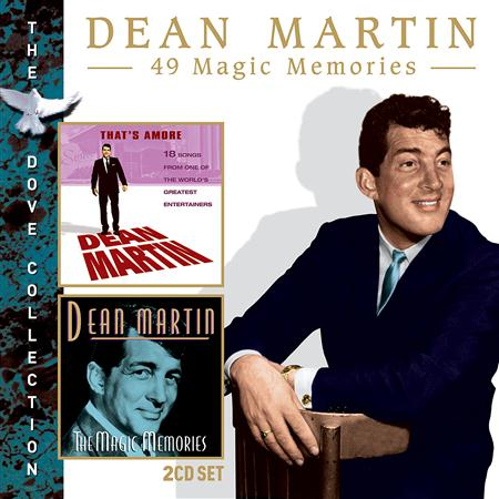 DEAN MARTIN - 49 Magic Memories [disc 1] - Zortam Music