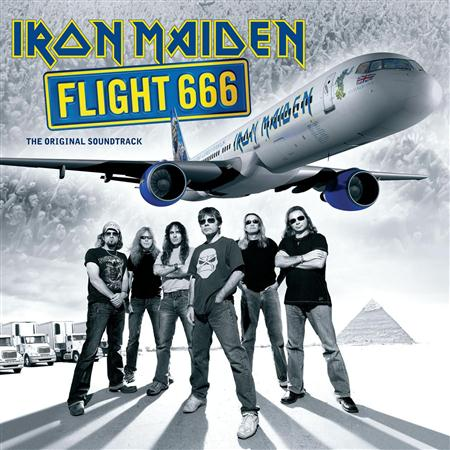 Iron Maiden - Flight 666: The Original Soundtrack [Live] [Disc 1] - Zortam Music