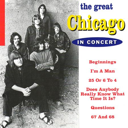 Chicago - Chicago In Concert - Zortam Music