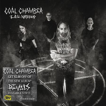 Coal Chamber - I.O.U. Nothing - Zortam Music