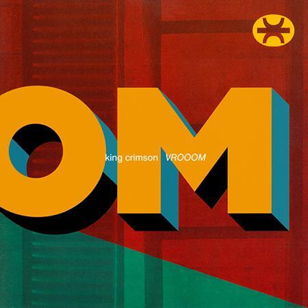 King Crimson - Vrooom [EP] - Zortam Music
