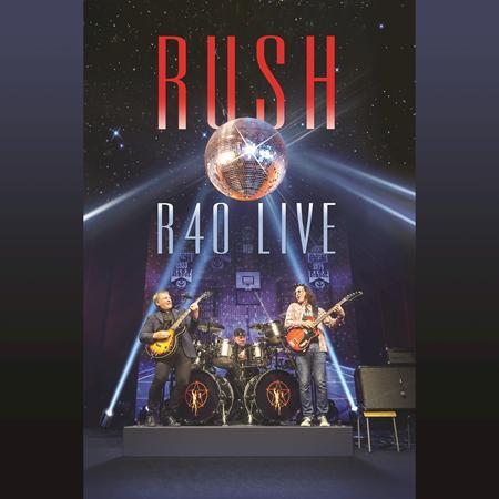Rush - R40 Live (CD3) - Zortam Music