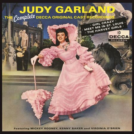 Judy Garland - The Complete Decca Original Cast Recordings - Zortam Music