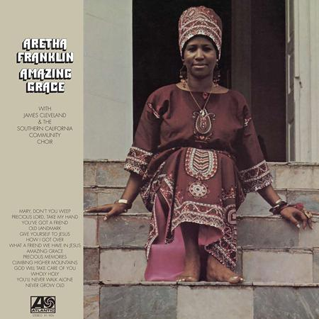 Aretha Franklin - Amazing Grace (CD 1) - Zortam Music