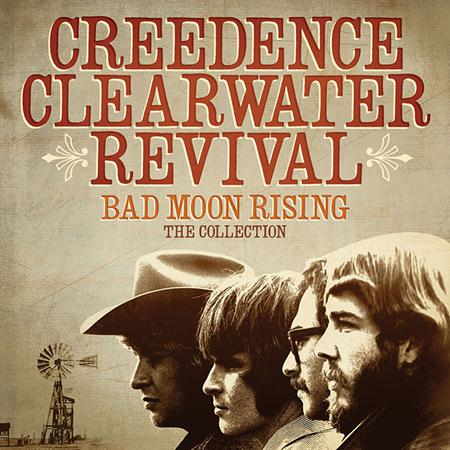 Creedence Clearwater Revival - Bad Moon Rising The Collection - Zortam Music