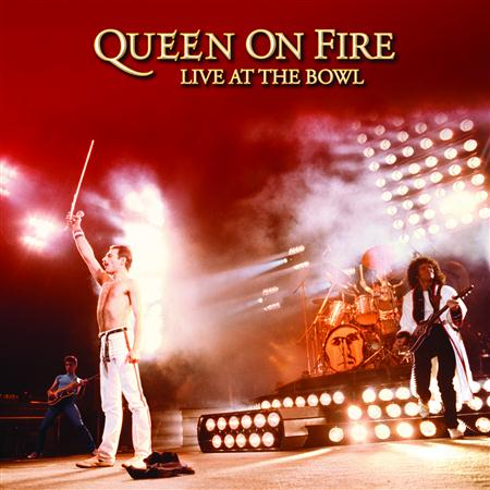 Queen - Queen On Fire Live At The Bowl [disc 2] - Zortam Music
