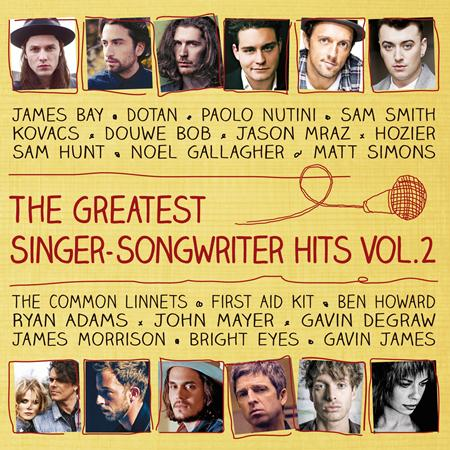 Mr. Probz - The Greatest Singer-Songwriter Hits Vol. 2 - Lyrics2You