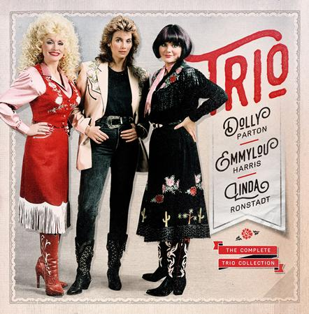DOLLY PARTON - The Complete Trio Collection [disc 1] - Zortam Music
