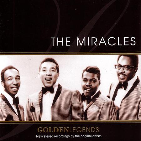 The Miracles - Golden Legends: The Miracles - Zortam Music