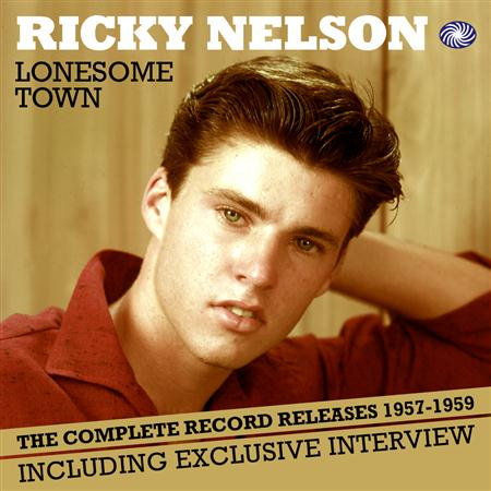 Cliff Richard - Lonesome Town The Complete Record Releases 1957-1959 - Zortam Music