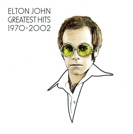 Elton John - Greatest Hits 1970-2002 (limited Edition) - Cd 1 - Zortam Music