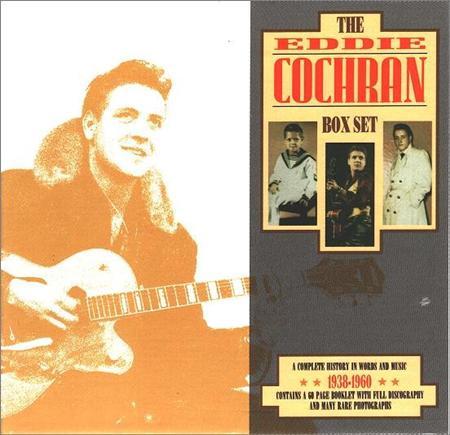 Eddie Cochran - Eddie Cochran Box Set I