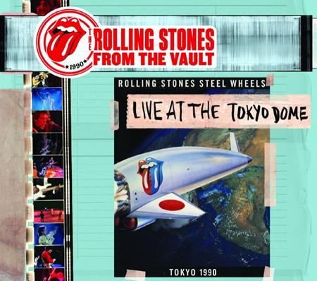 The Rolling Stones - Rolling Stones Steel Wheels 1990 Tokyo Dome - Zortam Music