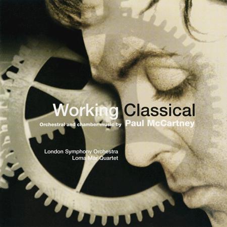 Paul McCartney - Working Classical - Zortam Music