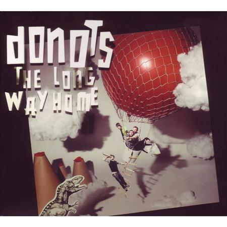 Donots - The Long Way Home (Napster Bonus Version) - Zortam Music