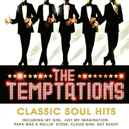 Temptations - Classic Rock - 1966 Shakin