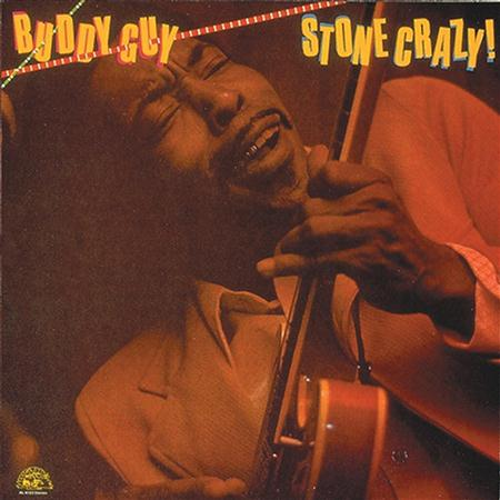 Buddy Guy - Stone Crazy! [Vinyl LP] - Zortam Music