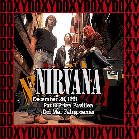 Nirvana - 28.12.91. Pat O