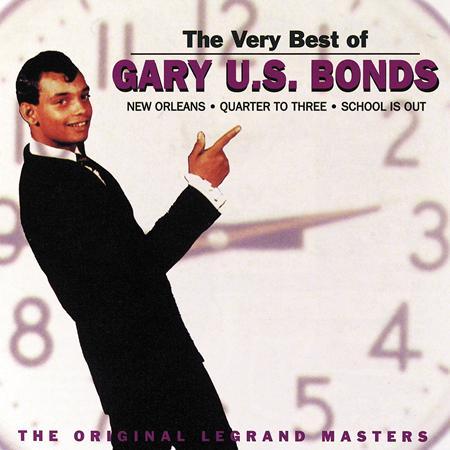 Gary U.S. Bonds - The Best Of Gary U S Bonds - Zortam Music