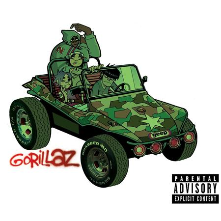 Gorillaz - Gorillaz [Deluxe Edition Bonus - Zortam Music