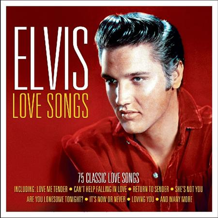 Elvis Presley - The Elvis Presley Collection Love Songs [disc 2] - Zortam Music