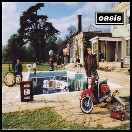 Oasis - Be Here Now (2LP) [Creation Rec., CRE LP 219] - Zortam Music