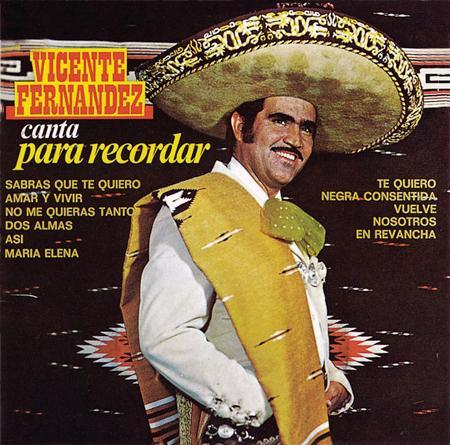 Vicente Fernandez - Canta Para Recordar - Zortam Music